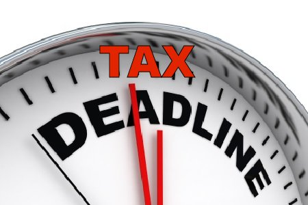 APRIL 15th is the Drop Dead Last Day to Pay You County Taxes