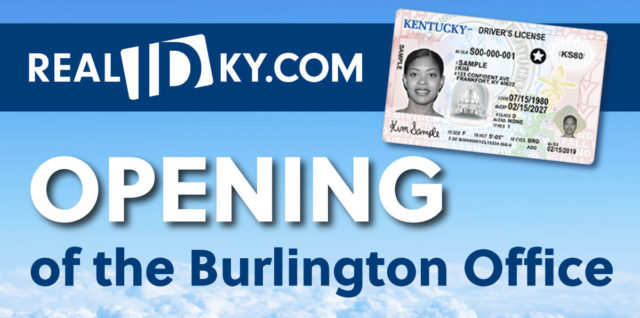 REAL ID KY